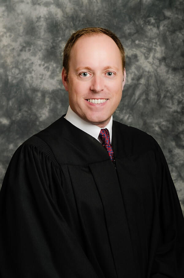 District Court Judge Jason Duffy